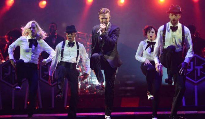 Justin Timberlake z rekordem frekwencji