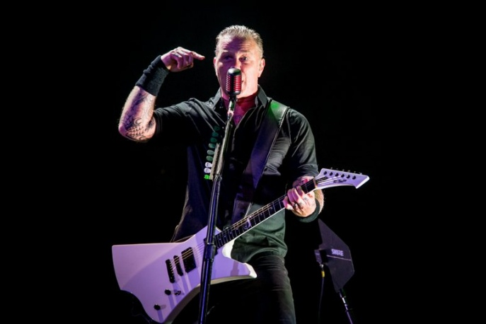 Metallica udostępnia wideo z Polski