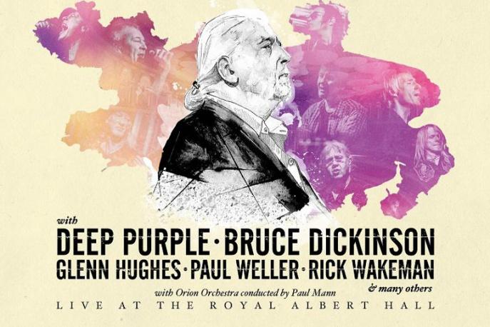 Bruce Dickinson, Deep Purple, Glenn Hughes… wielcy składają hołd Jonowi Lordowi