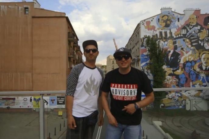 """Wujek Samo Zło – """"Western"""" ft. Joka i DJ Grubaz (wideo)"""
