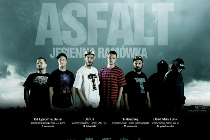 Asfalt Records zapowiada jesienne premiery