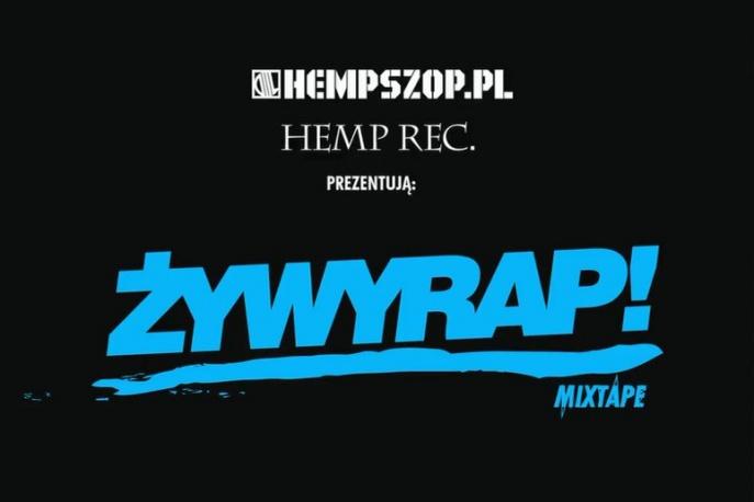 """""""ŻywyRap! Mixtape"""" dostępny do odsłuchu"""
