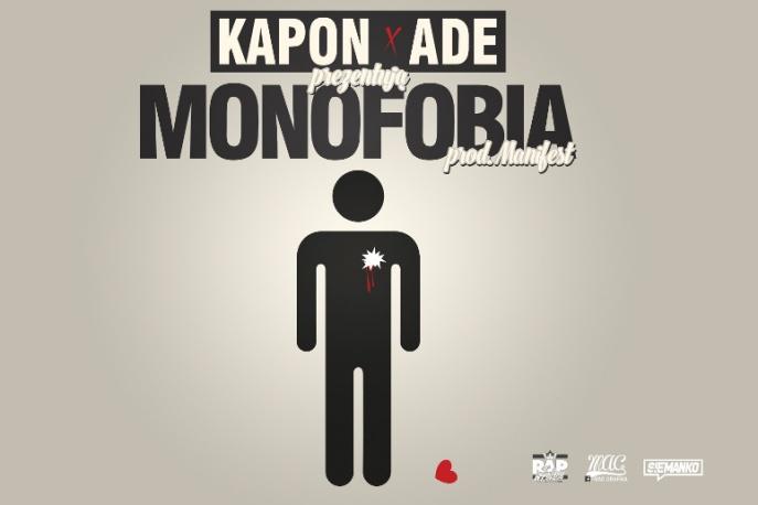 """Kapon x AdE – """"Upadek"""" ft. Monika Zenel (audio)"""