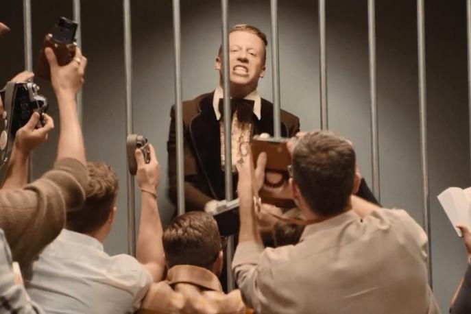 Macklemore i Ryan Lewis gościnnie u Fences (wideo)