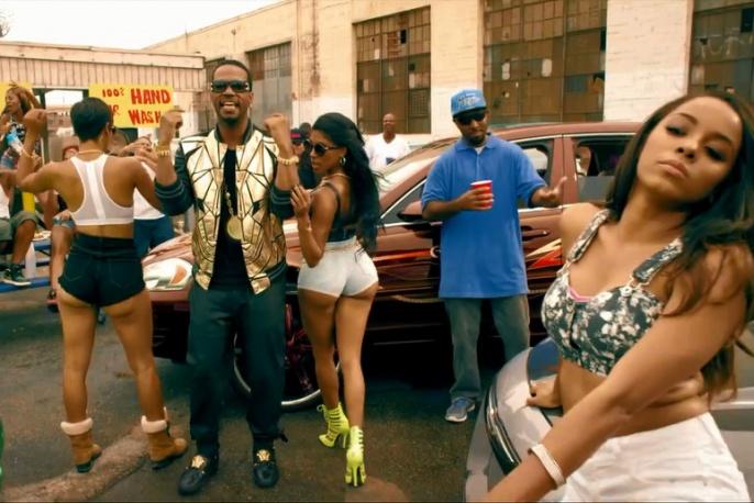 """Juicy J – """"Low"""" ft. Nicki Minaj, Lil Bibby & Young Thug (wideo)"""