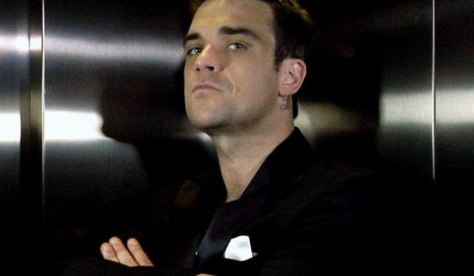 Robbie Williams nagrywa z Take That