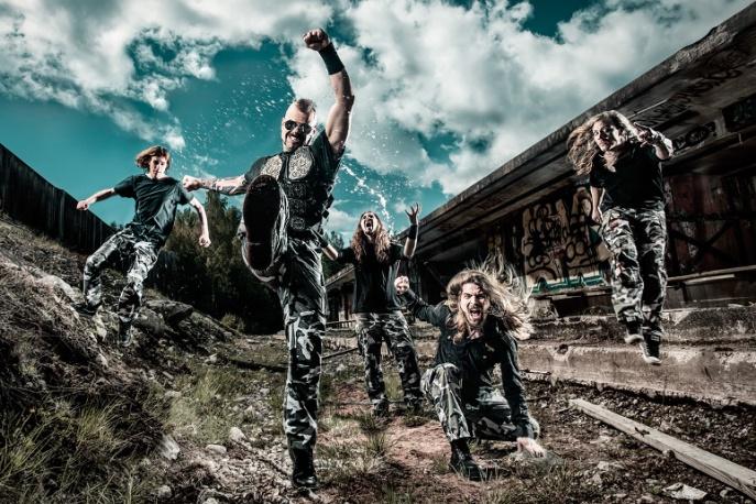 Sabaton na czterech halowych koncertach w Polsce