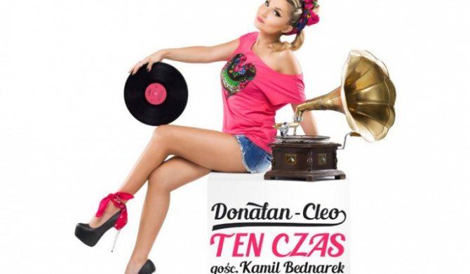Kamil Bednarek w nowym singlu Donatana i Cleo