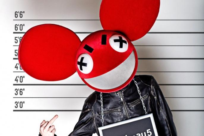 """Disney chce skarżyć Deadmau5a. """"Zbyt przypomina uszy Myszki Mickey"""""""