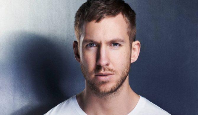 Calvin Harris nagrał z Johnem Newmanem (audio)