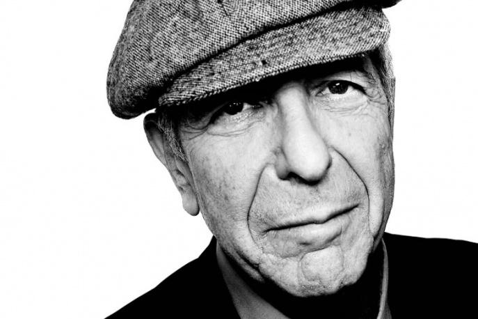 Nowy singiel Leonarda Cohena