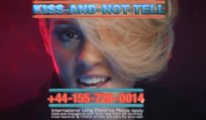 """""""Kiss And Not Tell"""" – nowe wideo La Roux"""