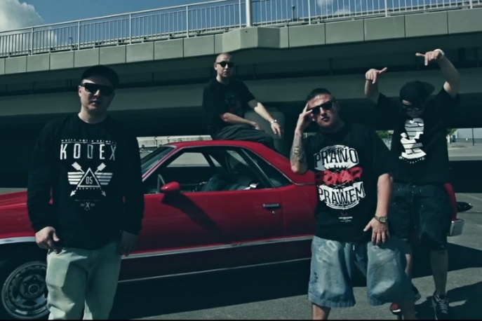 "White House Records – ""Most Wanted"" ft. Bezczel, Zbuku, Hukos, Jopel, Cira (wideo)"