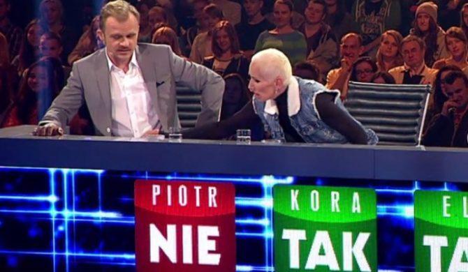 Must Be The Music: Kora pokłóciła się z Piotrem Roguckim (wideo)