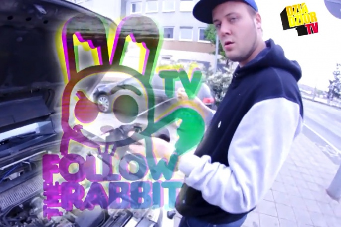 Nowy odcinek Follow The Rabbit TV (wideo)