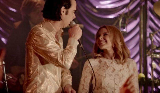 Nick Cave i Kylie Minogue ponownie razem (wideo)