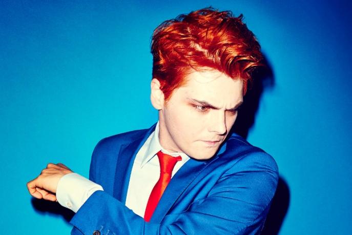 Gerard Way z My Chemical Romance wydaje płytę