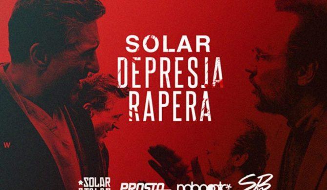 "Solar – ""Depresja rapera"" (audio)"