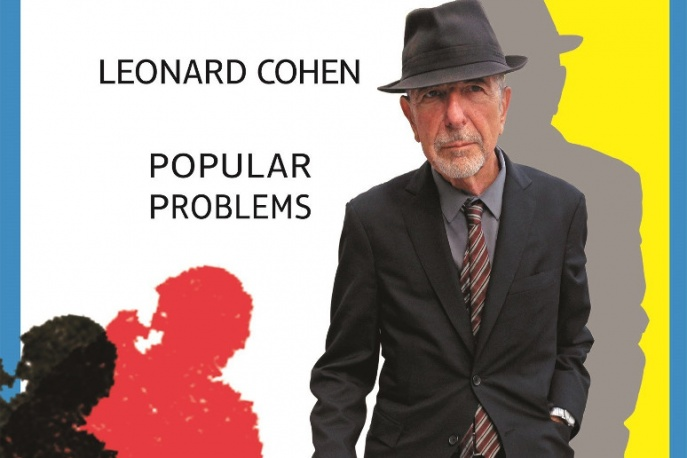 Nowa płyta Leonarda Cohena złota w dniu premiery