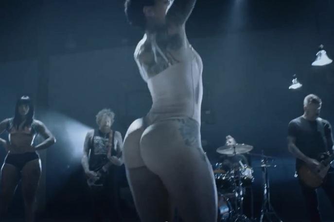 Mastodon idzie w ślady Nicki Minaj (wideo)