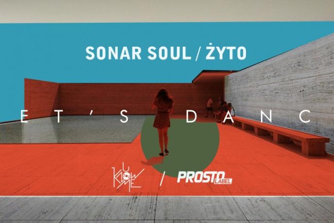 """Posłuchaj: Sonar Soul – """"Let`s Dance (remix Żyto)"""""""
