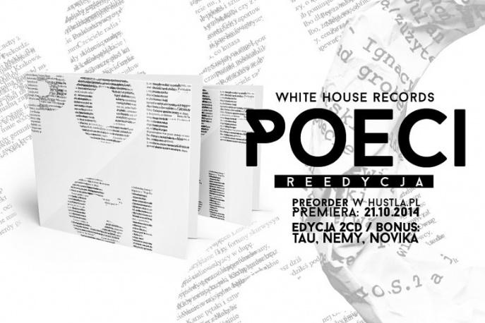 """White House Records wznawiają """"Poetów"""""""