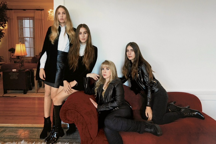 Haim gościnnie u Stevie Nicks (audio)