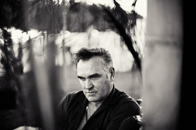 Morrissey choruje na nowotwór