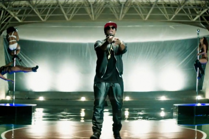 "Ne-Yo – ""She Knows"" ft. Juicy J (wideo)"