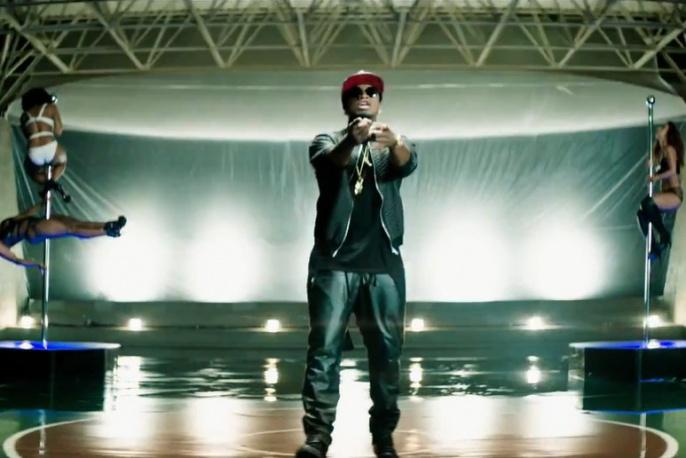 """Ne-Yo – """"She Knows"""" ft. Juicy J (wideo)"""