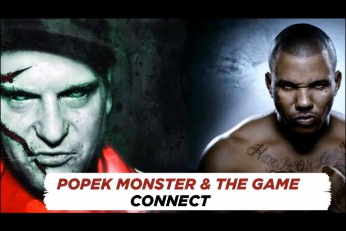 Popek i The Game – wspólny kawałek już do odsłuchu