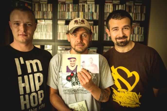 1 NA 1: Artur Rawicz vs Sensi & DJ Lem
