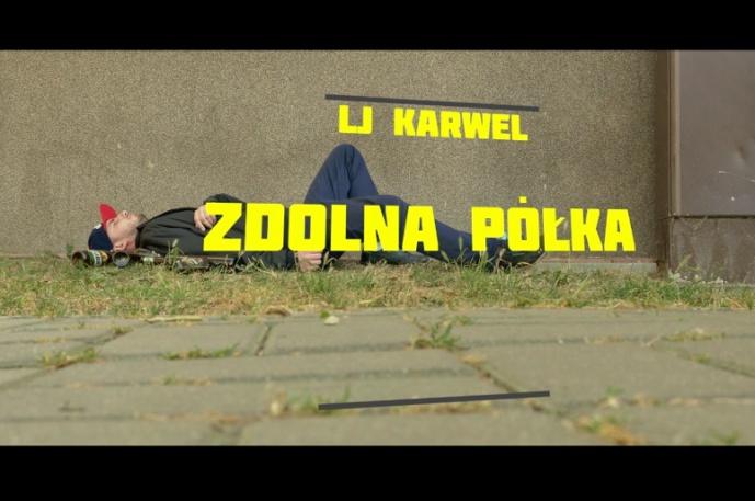 """LJ Karwel – """"Zdolna półka"""" (wideo)"""