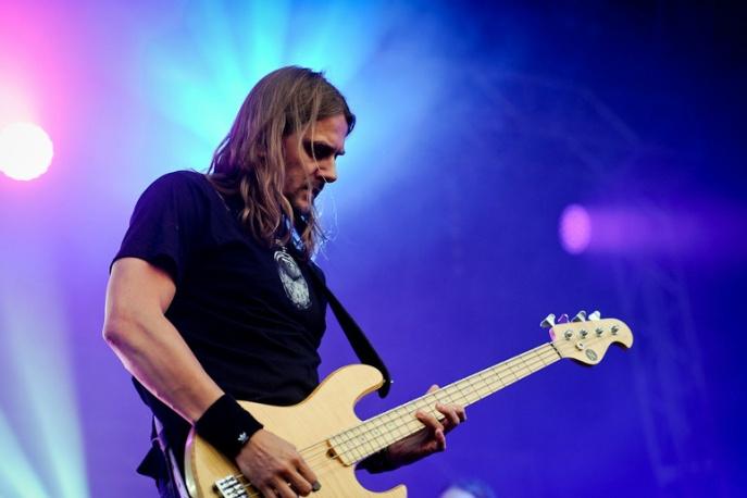 Mariusz Duda nagrał z liderem Porcupine Tree