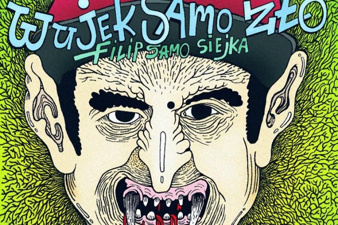 """Wujek Samo Zło & Filip Samo Siejka """"Wszystko Gra"""" – premiera i odsłuch albumu"""