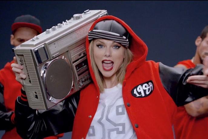 """Taylor Swift: """"Muzyka nie powinna być za darmo"""""""