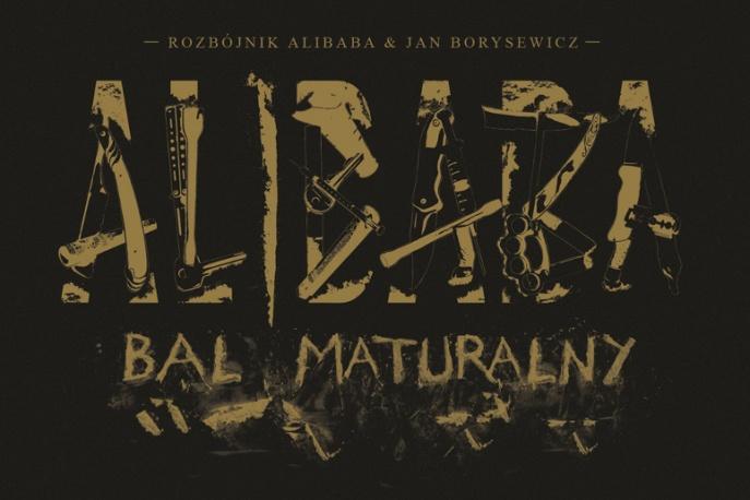 """Rozbójnik Alibaba – """"Nie możemy być"""" ft. Beeres, Sulin, Aicha, Asteya (audio)"""