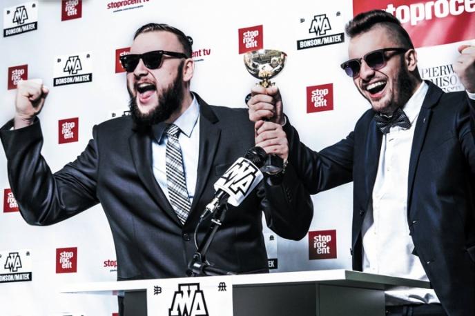 """Bonson/Matek – """"MVP"""" ft. Białas, Zelo (audio)"""