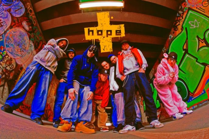 Hope, czyli nadzieja polskiego rapcore. Nowa płyta już w sklepach