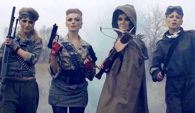Mona, Lilu, Gonix i Dore jako Panny Wyklęte (wideo)