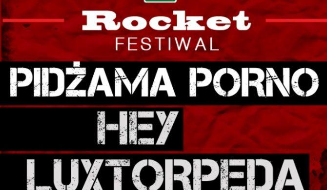 Rocket Festiwal w pięciu miastach. Znamy terminy i lokalizacje