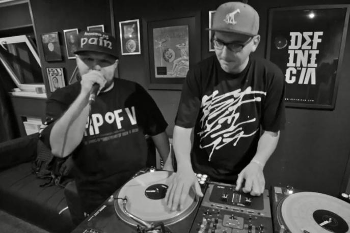 "Sztigar Bonko – ""Definicja"" ft. DJ BRK (wideo)"