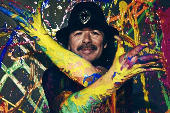 Carlos Santana ponownie w Polsce