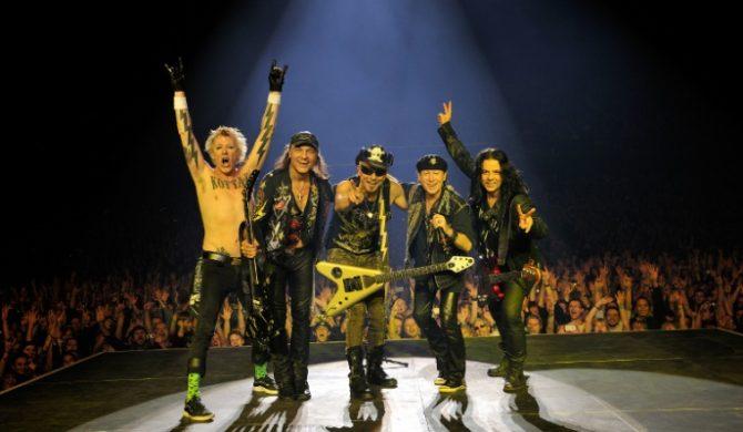 Scorpions wracają do Polski