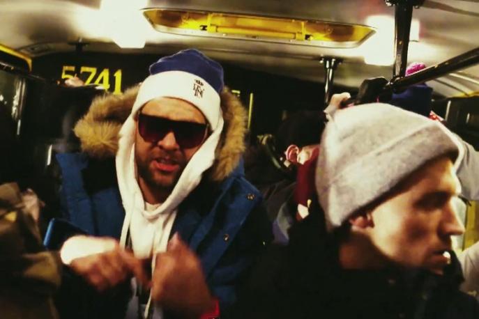 """DJ Tuniziano & JWP/BC – """"Dawaj milion"""" ft. Warszafski Deszcz (wideo)"""