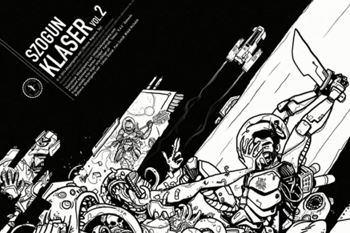 """Szogun – """"Chwast"""" ft. Ten Typ Mes, LJ Karwel, MADA, Hade, Gruby Józek, Kuba Knap (audio)"""