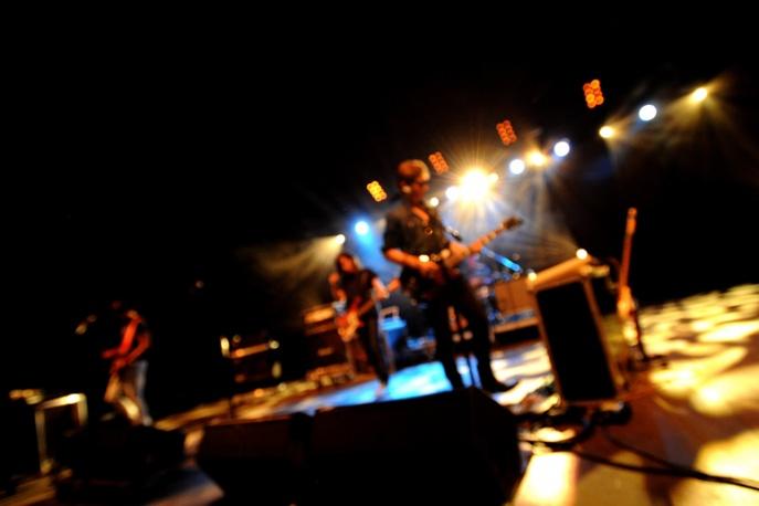 Wspólne koncerty Kumka Olik, The Black Tapes i CF98