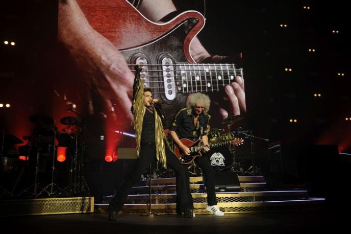 """Brian May: """"Możemy sprawić, by Freddie i John znów byli z nami"""""""