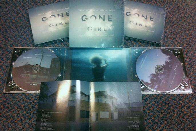 """""""Gone Girl"""" – zaginiony album Trenta Reznora wreszcie na CD"""