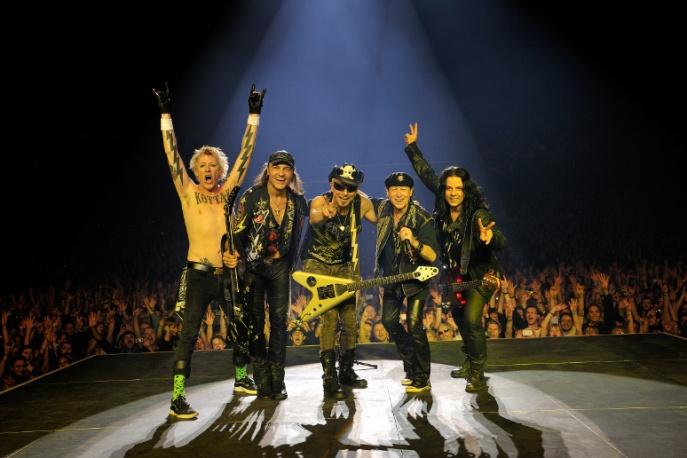 50-lecie Scorpions. Nowa płyta i koncert w Polsce
